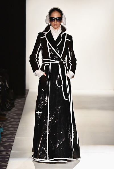 Black Coat「Designers' Collective - Runway - Mercedes-Benz Fashion Week Fall 2015」:写真・画像(19)[壁紙.com]