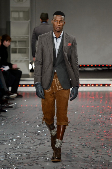 Winter Fashion Collection「Rake: Runway - London Collections: Men AW14」:写真・画像(2)[壁紙.com]