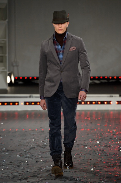 Winter Fashion Collection「Rake: Runway - London Collections: Men AW14」:写真・画像(9)[壁紙.com]