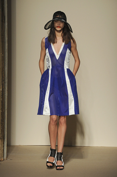 Black Shoe「Cristiano Burani - Runway - Milan Fashion Week Womenswear Spring/Summer 2014」:写真・画像(13)[壁紙.com]