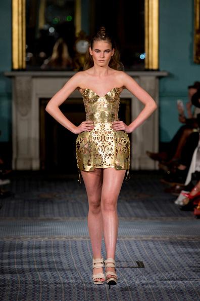 Long Hair「Kristian Aadnevik: Runway - London Fashion Week SS15」:写真・画像(3)[壁紙.com]