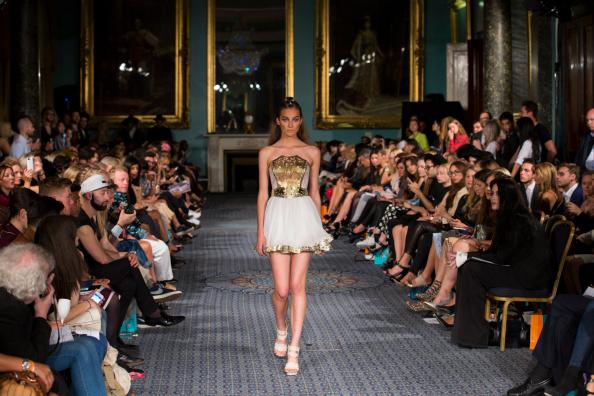 Tristan Fewings「Kristian Aadnevik: Runway - London Fashion Week SS15」:写真・画像(1)[壁紙.com]
