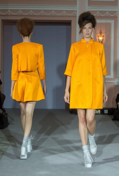 London Fashion Week「Paul Costelloe: Runway - London Fashion Week SS15」:写真・画像(12)[壁紙.com]