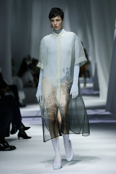 Cream Colored「Fendi - Runway - Milan Fashion Week Spring/Summer 2021」:写真・画像(18)[壁紙.com]