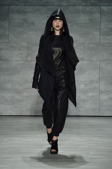 Black Shoe「Skingraft - Runway - Mercedes-Benz Fashion Week Fall 2014」:写真・画像(14)[壁紙.com]