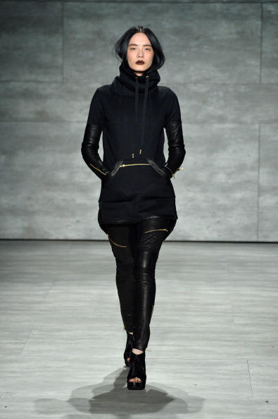 Black Shoe「Skingraft - Runway - Mercedes-Benz Fashion Week Fall 2014」:写真・画像(13)[壁紙.com]