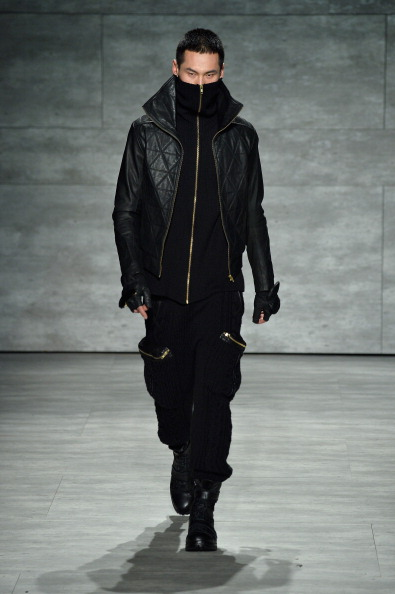 Black Shoe「Skingraft - Runway - Mercedes-Benz Fashion Week Fall 2014」:写真・画像(15)[壁紙.com]