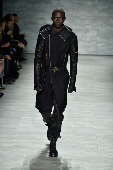 Black Shoe「Skingraft - Runway - Mercedes-Benz Fashion Week Fall 2014」:写真・画像(12)[壁紙.com]