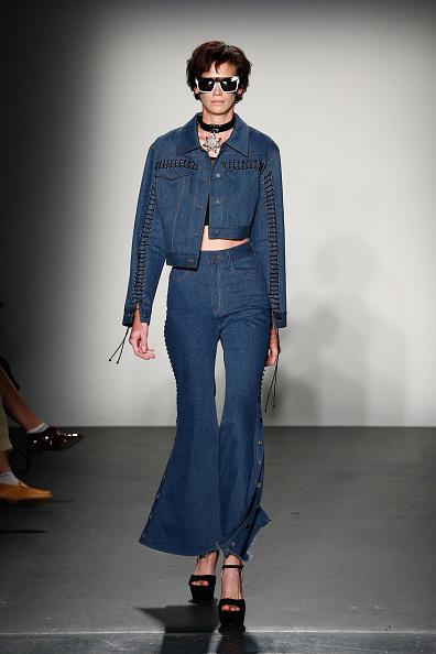 Blue Pants「Concept Korea - Runway - September 2016 - New York Fashion Week: The Shows」:写真・画像(15)[壁紙.com]