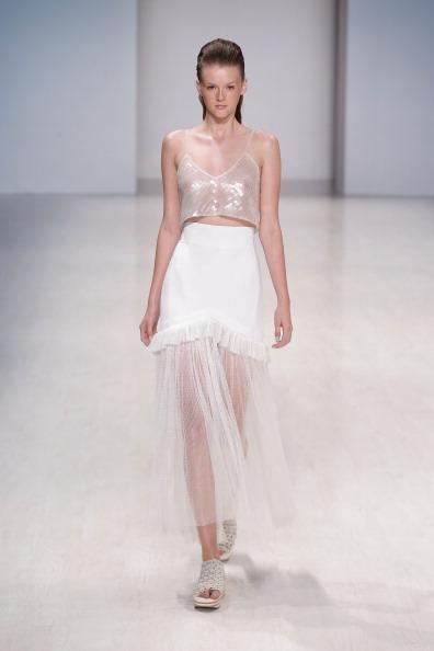 Skirt「Gail Sorronda - Runway - Mercedes-Benz Fashion Week Australia 2014」:写真・画像(19)[壁紙.com]