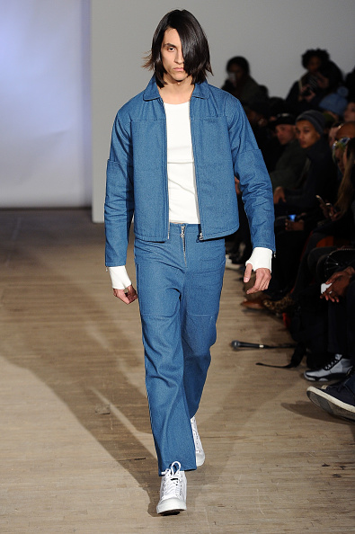 Fingerless Glove「Telfar - Runway - Mercedes-Benz Fashion Week Fall 2015」:写真・画像(17)[壁紙.com]