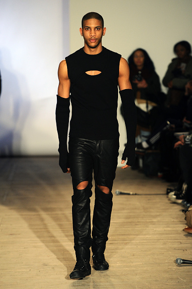 Fingerless Glove「Telfar - Runway - Mercedes-Benz Fashion Week Fall 2015」:写真・画像(16)[壁紙.com]