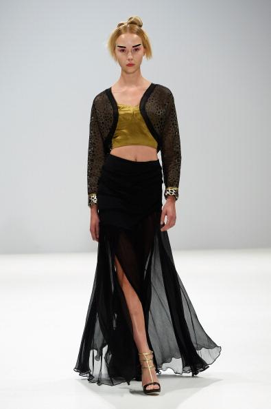 Slit - Clothing「Ji Cheng Sheme - Runway: London Fashion Week SS14」:写真・画像(18)[壁紙.com]