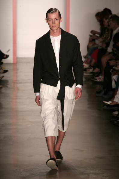 Focus On Foreground「Phase 2 Parsons And MFA Fashion Designer Runway Show - Runway - MADE Fashion Week Spring 2014」:写真・画像(17)[壁紙.com]