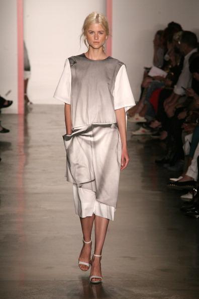 Silver Shoe「Phase 2 Parsons And MFA Fashion Designer Runway Show - Runway - MADE Fashion Week Spring 2014」:写真・画像(10)[壁紙.com]