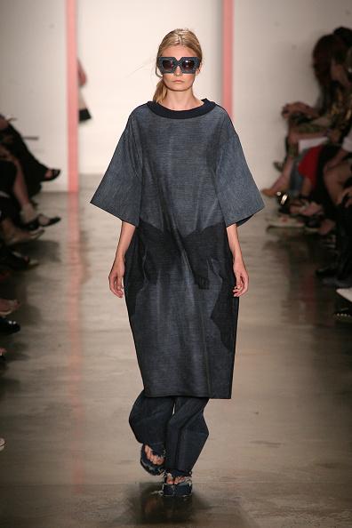 Black Shoe「Phase 2 Parsons And MFA Fashion Designer Runway Show - Runway - MADE Fashion Week Spring 2014」:写真・画像(18)[壁紙.com]