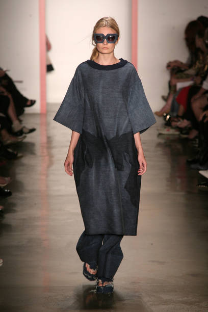 Phase 2 Parsons And MFA Fashion Designer Runway Show - Runway - MADE Fashion Week Spring 2014:ニュース(壁紙.com)