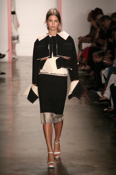 Incidental People「Phase 2 Parsons And MFA Fashion Designer Runway Show - Runway - MADE Fashion Week Spring 2014」:写真・画像(17)[壁紙.com]
