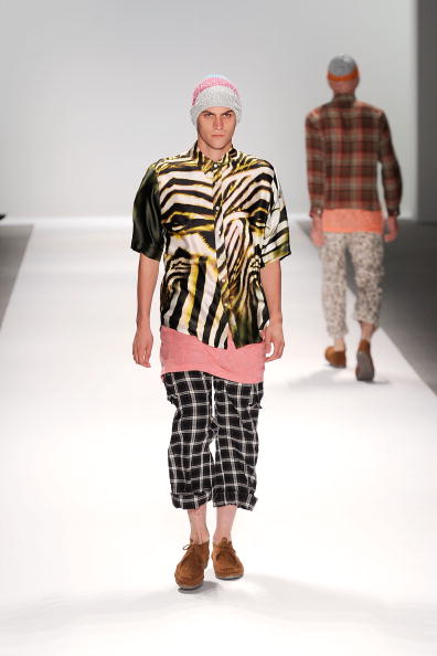 Frazer Harrison「MBFW Spring 2011 - Official Coverage - Runway Day 2」:写真・画像(7)[壁紙.com]