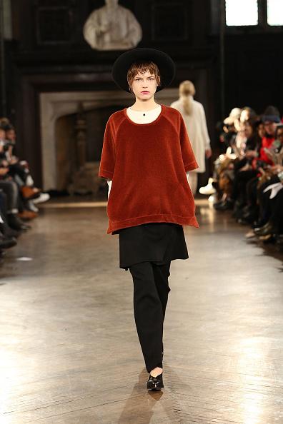 Bangs「Creatures Of Comfort - Runway - Mercedes-Benz Fashion Week Fall 2014」:写真・画像(9)[壁紙.com]