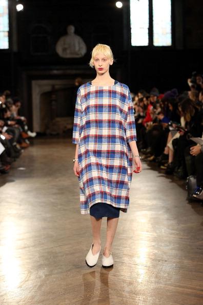 Three Quarter Length Sleeve「Creatures Of Comfort - Runway - Mercedes-Benz Fashion Week Fall 2014」:写真・画像(7)[壁紙.com]