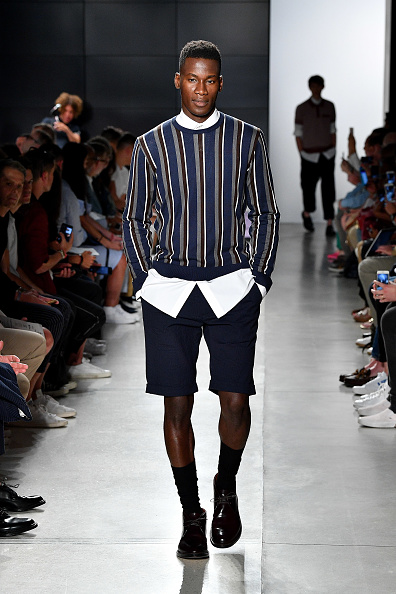 Bermuda Shorts「Todd Snyder - Runway - NYFW: Men's July 2017」:写真・画像(19)[壁紙.com]