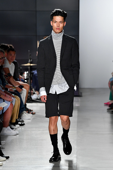 Bermuda Shorts「Todd Snyder - Runway - NYFW: Men's July 2017」:写真・画像(18)[壁紙.com]