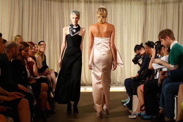 Dining Room「Ellery - Runway - Mercedes-Benz Fashion Week Australia 2014」:写真・画像(14)[壁紙.com]