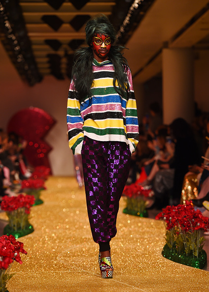 London Fashion Week「Ashish - Runway - LFW February 2017」:写真・画像(18)[壁紙.com]