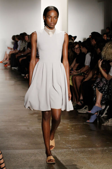 Sleeveless「Ostwald Helgason - Presentation - MADE Fashion Week Spring 2015」:写真・画像(16)[壁紙.com]