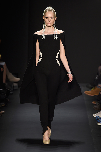 Cream Colored「Mongol - Runway - Mercedes-Benz Fashion Week Fall 2015」:写真・画像(8)[壁紙.com]