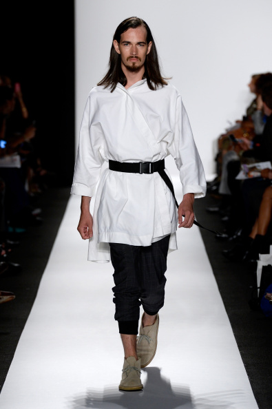 Fernanda Calfat「The Art Institutes - Runway - Mercedes-Benz Fashion Week Spring 2015」:写真・画像(10)[壁紙.com]