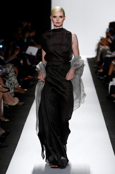 Fernanda Calfat「The Art Institutes - Runway - Mercedes-Benz Fashion Week Spring 2015」:写真・画像(13)[壁紙.com]