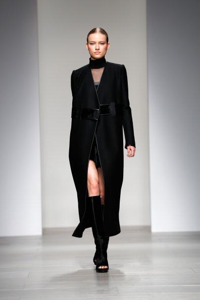 Tristan Fewings「David Koma: Runway - London Fashion Week AW14」:写真・画像(14)[壁紙.com]