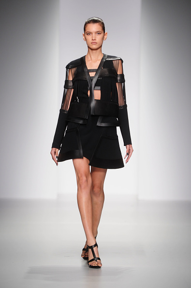 David Koma - Designer Label「David Koma - Runway: London Fashion Week SS14」:写真・画像(16)[壁紙.com]