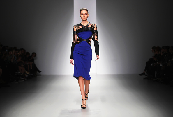 David Koma - Designer Label「David Koma - Runway: London Fashion Week SS14」:写真・画像(17)[壁紙.com]