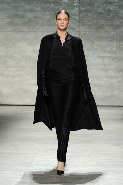 Black Coat「Mathieu Mirano - Runway - Mercedes-Benz Fashion Week Fall 2014」:写真・画像(4)[壁紙.com]