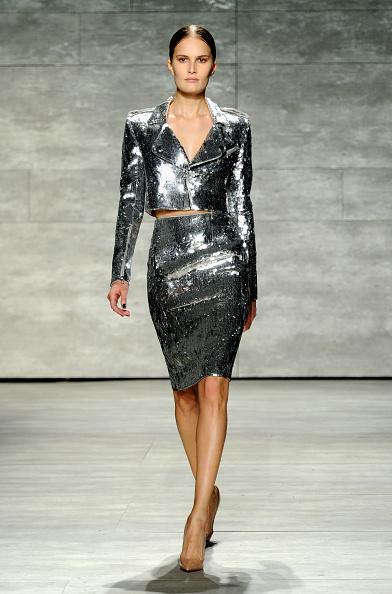 Sequin「Mathieu Mirano - Runway - Mercedes-Benz Fashion Week Fall 2014」:写真・画像(7)[壁紙.com]