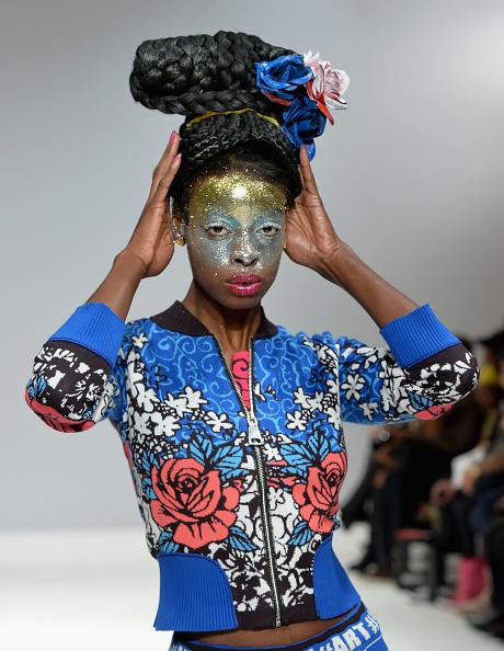ロンドンファッションウィーク「Belgrade Fashion Week Showcase - Runway - LFW SS16」:写真・画像(5)[壁紙.com]