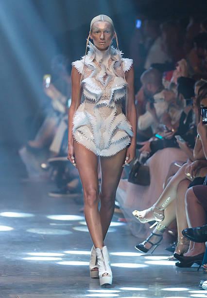 Amato - Runway - Fashion Forward Dubai October 2014:ニュース(壁紙.com)