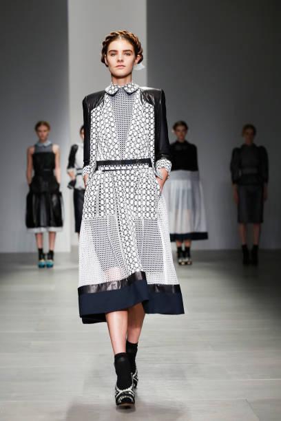 Bora Aksu: Runway - London Fashion Week AW14:ニュース(壁紙.com)