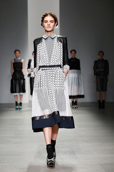 Tristan Fewings「Bora Aksu: Runway - London Fashion Week AW14」:写真・画像(5)[壁紙.com]