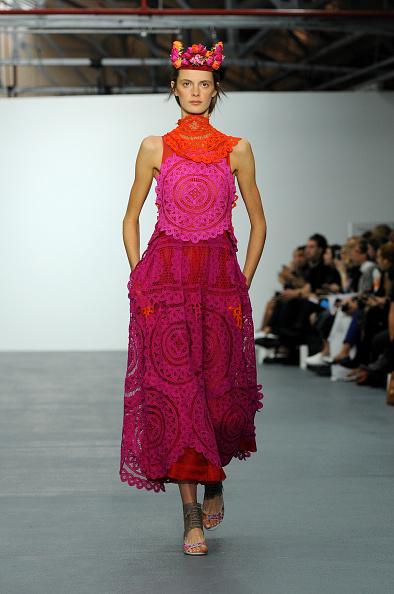 London Fashion Week「Bora Aksu - Runway - LFW SS16」:写真・画像(3)[壁紙.com]