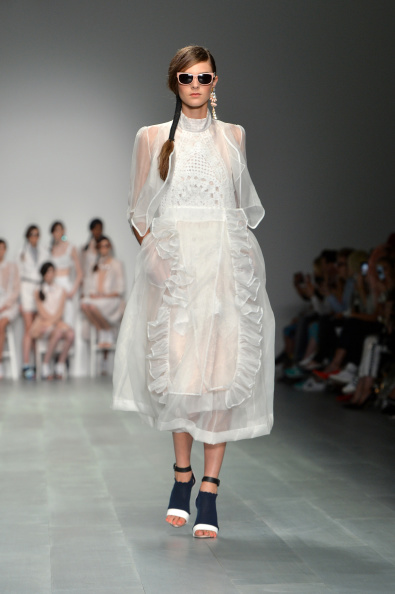 London Fashion Week「Bora Aksu: Runway - London Fashion Week SS15」:写真・画像(17)[壁紙.com]