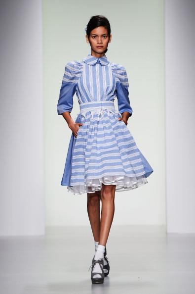 Hands In Pockets「Bora Aksu - Runway: London Fashion Week SS14」:写真・画像(4)[壁紙.com]