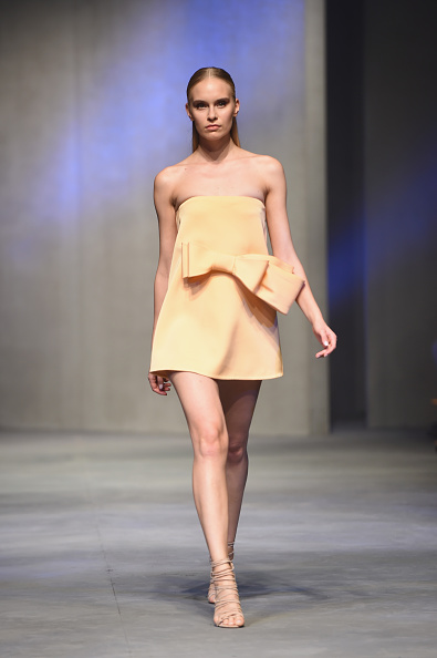 Nude Colored Shoe「Ozgur Masur: Runway - MBFWI Spring/Summer 2015」:写真・画像(13)[壁紙.com]