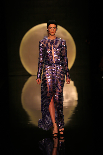 Sequin「Ozgur Masur -  Runway - Mercedes-Benz Fashion Week Istanbul - October 2016」:写真・画像(17)[壁紙.com]