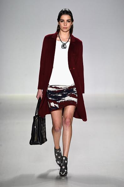 The Salon - Lincoln Center「Oudifu- Runway - Mercedes-Benz Fashion Week Fall 2015」:写真・画像(13)[壁紙.com]