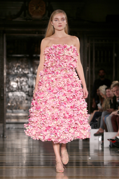 London Fashion Week「Zeynep Kartal: Runway - London Fashion Week SS15」:写真・画像(1)[壁紙.com]
