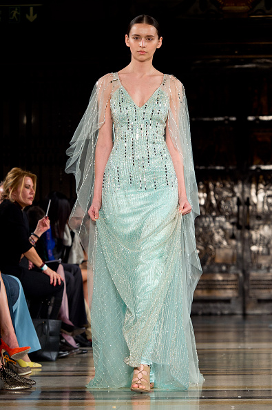 London Fashion Week「Zeynep Kartal - Runway - LFW FW15」:写真・画像(2)[壁紙.com]